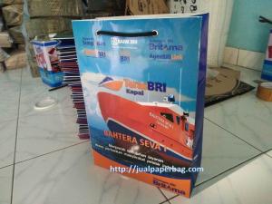 Paper Bag Teras BRI Kabupaten Banjarmasin