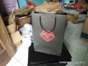Cetak Goodie Bag Kertas