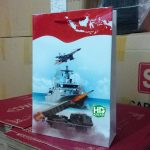 Paper Bag Souvenir HUT TNI